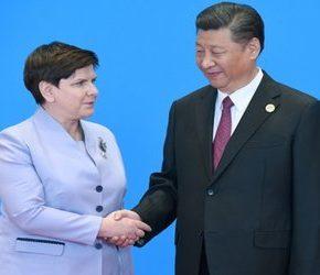 Polska i Chiny rozszerzają wzajemną współpracę