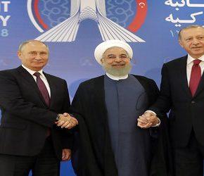 Iran, Rosja i Turcja wzywają Idlib do złożenia broni