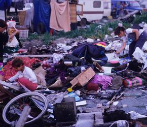 Włochy: Cyganie do pracy przy śmieciach? Oburzenie w Rzymie