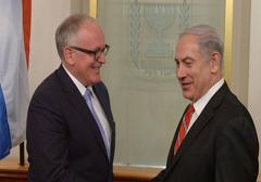 Szef holenderskiego MSZ za specjalnymi przywilejami dla Izraela