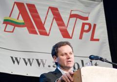 """Lider AWPL: transparent na meczu Lecha to """"prowokacja litewskich służb"""""""