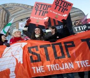 Belgia zgłasza wątpliwości wobec umowy TTIP