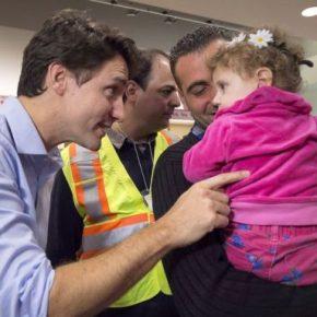 Kanada przyjmie uchodźców w odpowiedzi na politykę USA