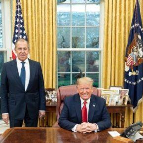 Szef rosyjskiej dyplomacji odwiedził Biały Dom