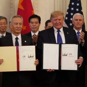 Ameryka i Chiny resetują relacje handlowe