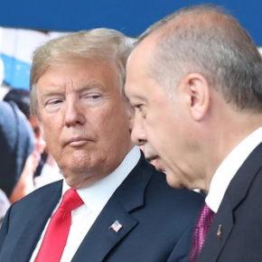 Ameryka nakłada sankcję na Turcję