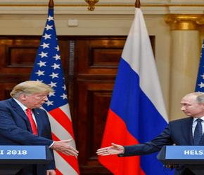 Trump i Putin rozmawiali w Helsinkach