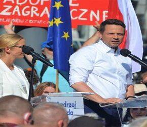 Unijne prawo najważniejsze dla Trzaskowskiego