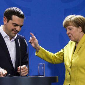 Grecja łagodzi ton wobec Niemiec