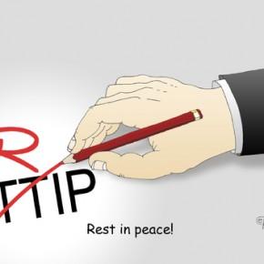 Słowaccy ministrowie chcą otwartej dyskusji o umowie TTIP