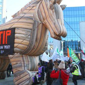 Grecja może zablokować umowę TTIP