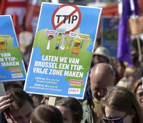 Wicekanclerz Niemiec uznał negocjacje o TTIP za zakończone fiaskiem