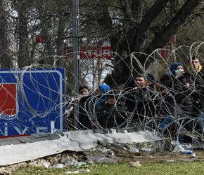 Grecja z pomocą na ochronę granic