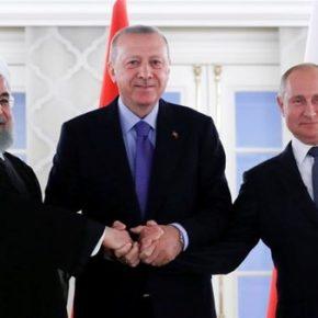 W Ankarze rozmawiano o Syrii