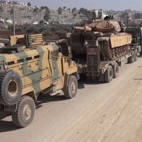 Syryjskie wojsko zabiło tureckich żołnierzy