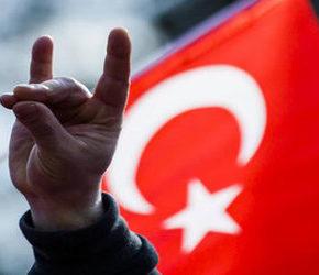 Tureccy nacjonaliści w niemieckiej armii