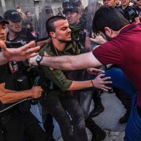 Turecka policja spacyfikowała marsz homoseksualistów
