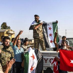 Rosja krytykuje tureckie zaangażowanie w Syrii