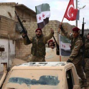 Na północy Syrii wciąż trwają walki