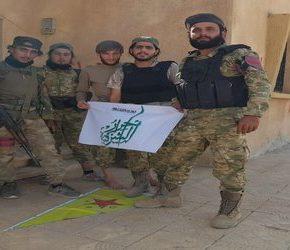 Pro-tureccy dżihadyści zajęli kluczowe miasto na granicy