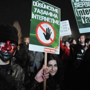 Turcja: Rząd chce zwiększyć kontrolę internetu