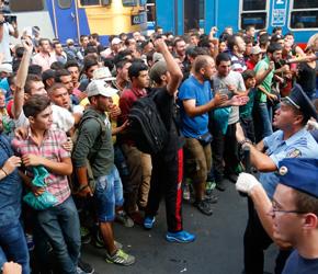 Znów rośnie liczba wniosków o azyl w Europie