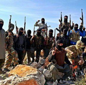 Ofensywa Ujgurów przeciwko syryjskiej armii