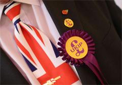 """Radny UKIP zawieszony za """"rasizm"""" i """"homofobię"""""""