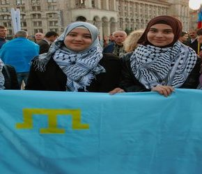 Muzułmanie na Ukrainie ze świętami państwowymi