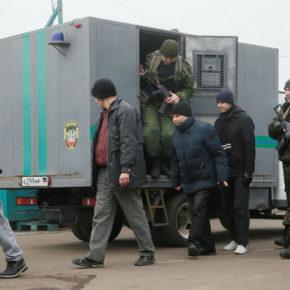 Ukraińcy i separatyści wymienili się więźniami