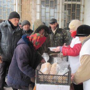 Skrajne ubóstwo zmorą Ukrainy