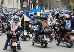 Ukraińscy motocykliści chcą wykluczyć proputinowskie grupy ze swojego środowiska