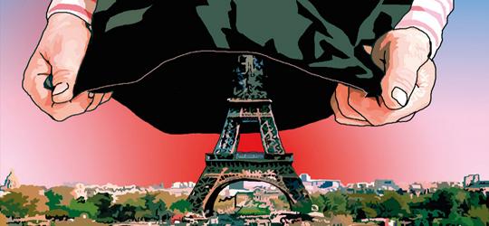 """""""Uległość"""" - Michel Houellebecq"""