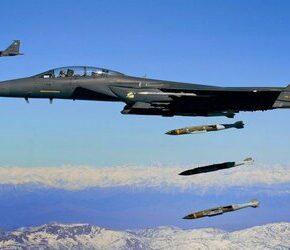 Amerykanie zbombardowani milicje walczące z ISIS