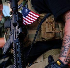 USA: Służby zatrzymały lidera antyimigranckich patroli