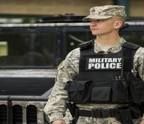 Amerykańskie wojsko gotowe do tłumienia zamieszek