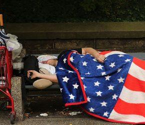 Amerykanie biednieją