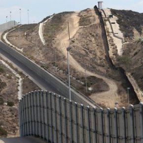 Trump chce zbudować mur bez zgody Kongresu