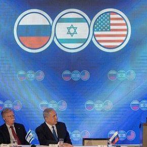 Szczyt Stanów Zjednoczonych i Rosji w Jerozolimie