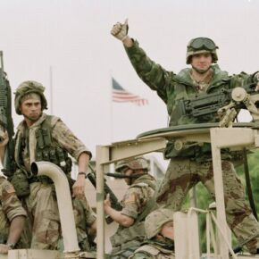 Amerykanie zaczynają opuszczać Somalię