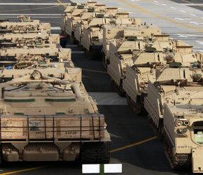Koncerny zbrojeniowe zyskały krocie na wojnie w Afganistanie