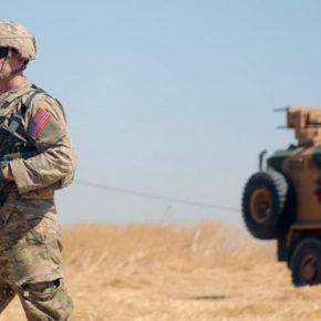 Turcy ostrzeliwali amerykańską armię