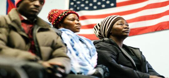 Najmniej uchodźców w historii. Biden utrzymał limit Trumpa