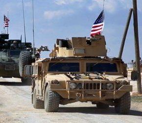 Amerykańskie wojsko rozmieszczone na syryjsko-tureckiej granicy