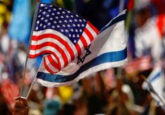 Amerykańscy Żydzi wspierają Izrael, politycy popierają