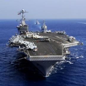 Iran grozi zatopieniem amerykańskich lotniskowców w razie naruszenia jego interesów