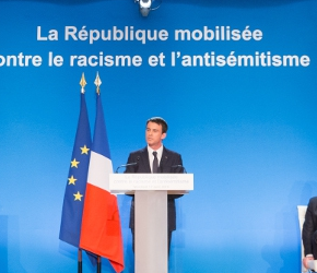 "Francja: Sto milionów euro na kampanię ""antyrasistowską"""