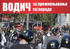 """Serbia: Zbliża się parada pederastów, nacjonaliści podpowiadają jak ją """"przetrwać"""""""