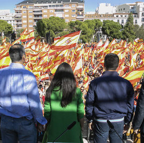 Vox w obronie jedności Hiszpanii