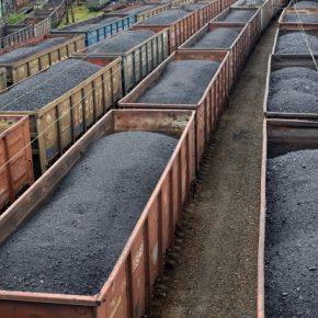 Rośnie import węgla z Rosji